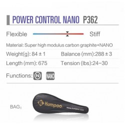 Kumpoo  Power Control Nano P362