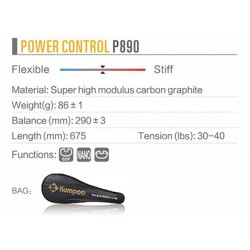 Kumpoo Power Control P890