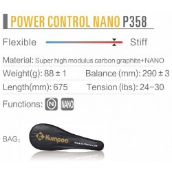 Kumpoo Power Control Nano P358