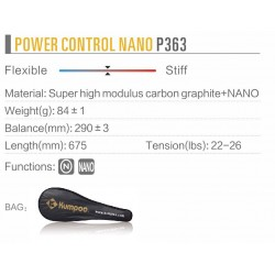 Kumpoo Power Control Nano P363