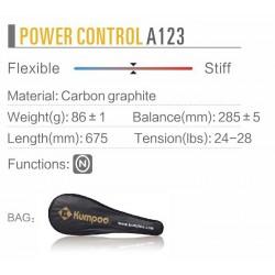 Kumpoo Power Control A123