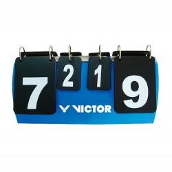 Victor CT362 tulostaulu